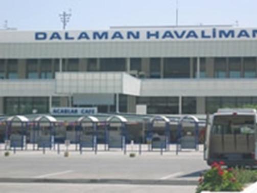 Dalaman Havalimanı yolcu trafiğinde 7'inci