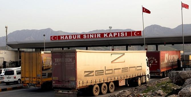Kuzey Irak ihracatında kırmızı alarm