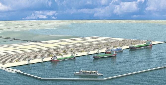 Çandarlı Limanı üst yapı ihalesi yeniden yapılacak