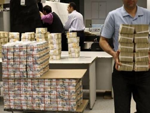 Kredi hacmi 115.5 milyar lira arttı