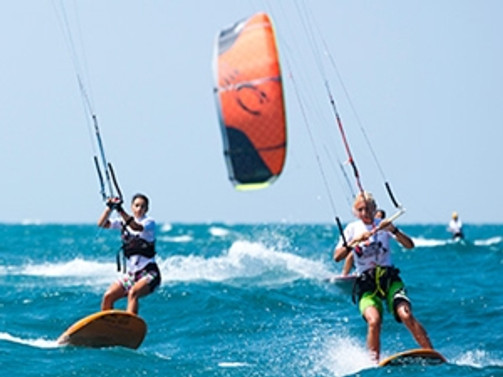 Kiteboard Dünya Şampiyonası yarın başlıyor