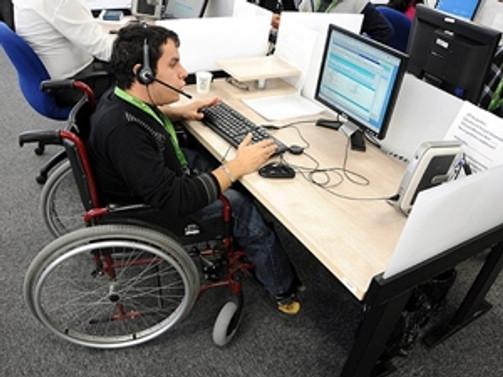 Engelli memur kontenjanı artırıldı