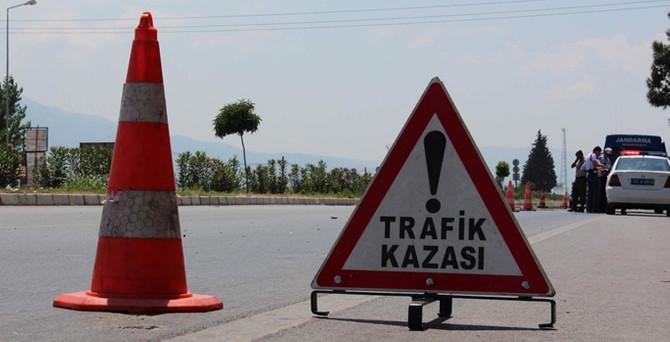 Adana'da feci kaza: 5 ölü