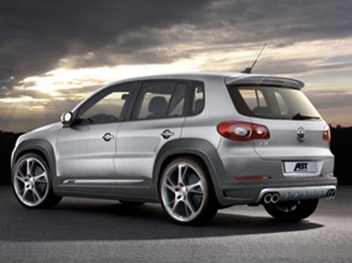 VW'den Tiguan'a özel yeni seri