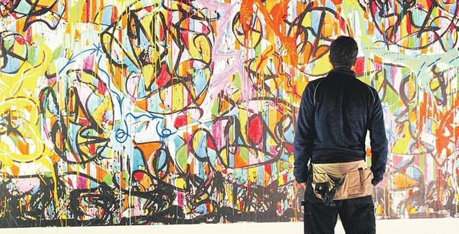 """""""Duvarların Dili"""" Pera Müzesi'nde yankılanıyor"""