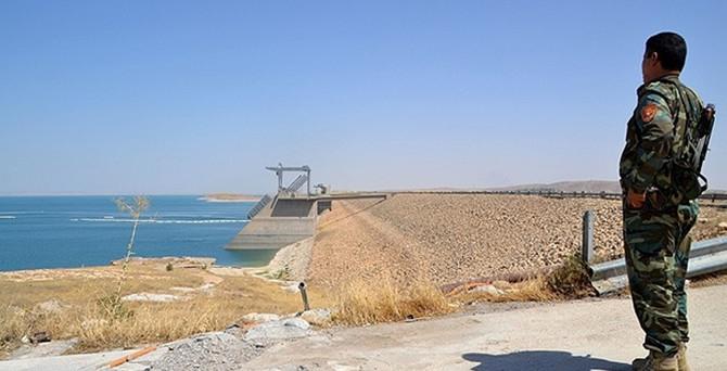 Musul Barajı IŞİD militanlarından temizlendi