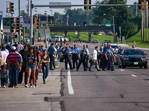 Ferguson'da gerginlik devam ediyor
