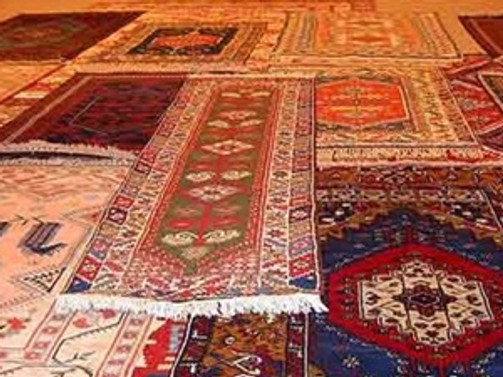 Dünya, Türk halısını sevdi