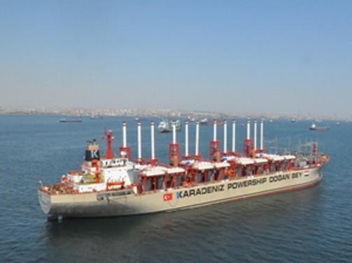 Filistin'e enerji gemisi gönderecek