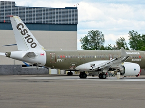 TUSAŞ, Bombardier firmasına teslimatlara başladı