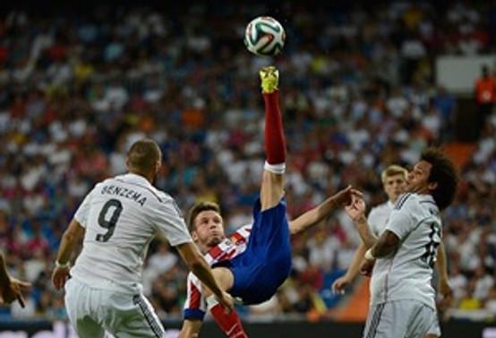 Madrid derbisinde 1-1'lik eşitlik