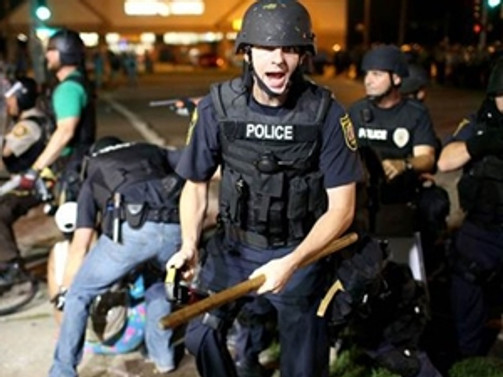 ABD polisi Türk muhabiri gözaltına aldı