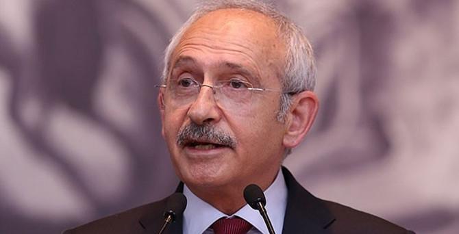 Kılıçdaroğlu'ndan Başbakan'a açık mektup