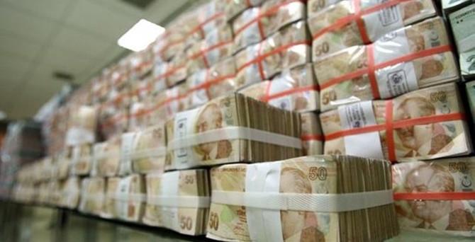 Hazine alacakları 19,1 milyar lira oldu