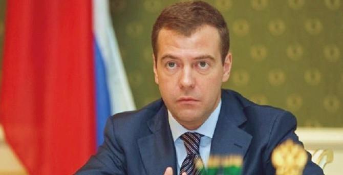 Medvedev de 'soykırım' dedi
