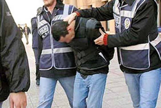 Eylem hazırlığındaki 13 kişi yakalandı