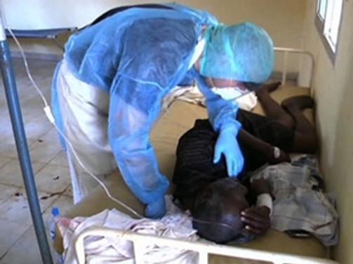 Güney Afrika'dan Ebola'ya karşı radikal önlem