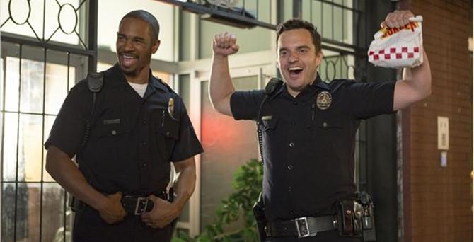 'Çakma polisler' Hollywood sokaklarında