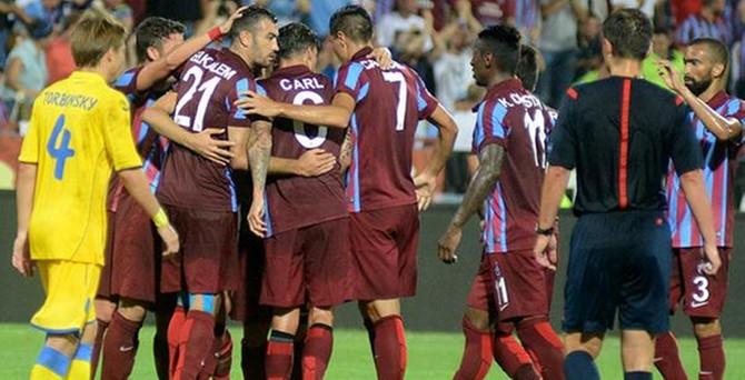 Trabzonspor kapıyı araladı