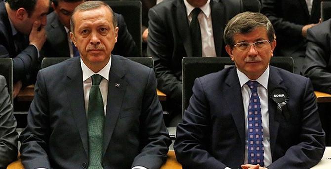 Erdoğan ve Davutoğlu hakkında takipsizlik