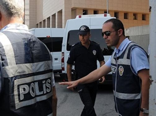 12 kişi tutuklama istemiyle adliyeye sevk edildi