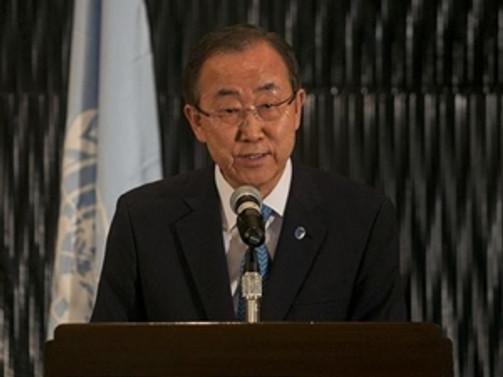 'Suriye krizi barış ve güvenliği tehdit ediyor'