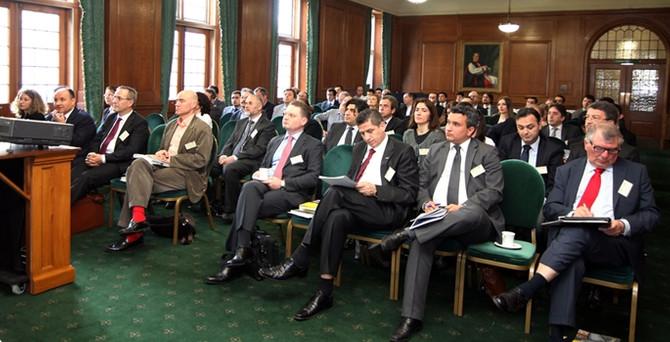 Türk ve İngiliz iş dünyası İstanbul'da buluşacak