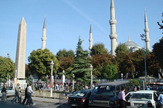"""""""İstanbul'un tarihi mirası tehlike altında değil"""""""