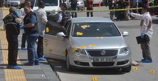 Ankara'da çatışma: 1 ölü 4 yaralı