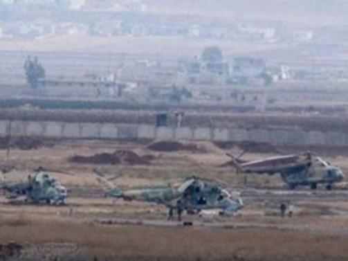 IŞİD, Tabka Havaalanı'nı ele geçirdi