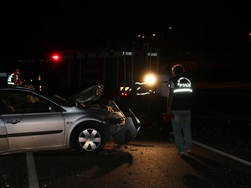 Denizli'de trafik kazası: 4 ölü