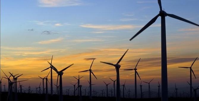 Rüzgardan 1.3 milyar liralık elektrik