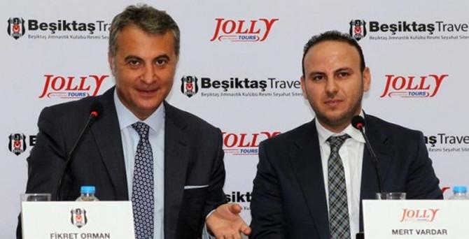 Taraftar maçlara BeşiktaşTravel ile gidecek