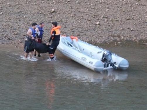 Botan Çayı'nda suya kapılan çocuğun cesedi bulundu
