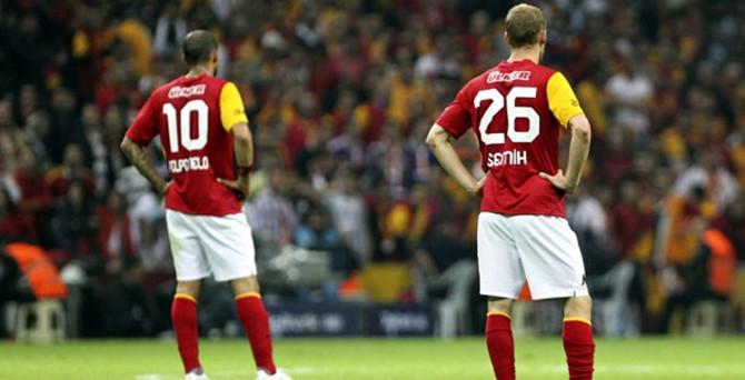 Yabancı kuralı Galatasaray'ı vurdu