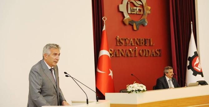 'İstanbul'da sanayi olmalı ve yaşamalıdır'