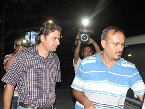 13 şüpheli Adana Emniyet Müdürlüğü'nde sorgulanıyor