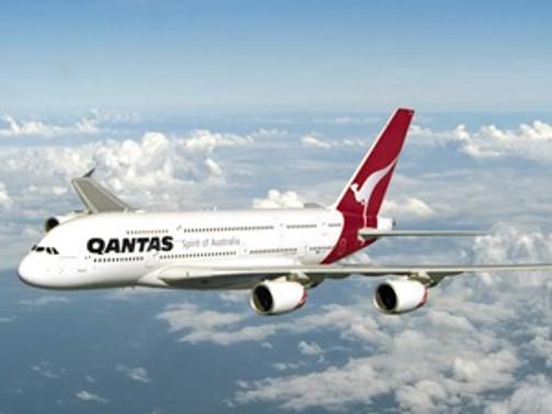 Qantas rekor zarar açıkladı