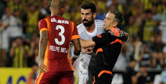 Volkan Demirel'e 3 maç men cezası