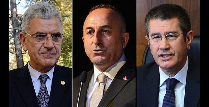Kabinenin yeni bakanları ve görevleri