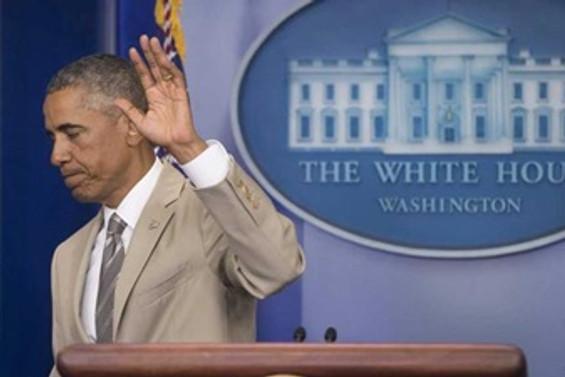 Obama'nın gafı başını ağrıttı