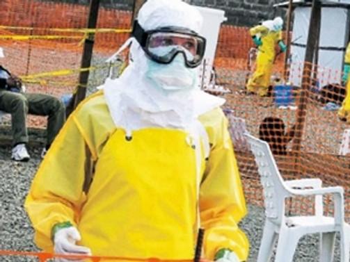 Ebola virüsü hızla yayılıyor