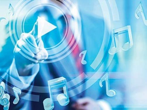 İnternetten 6 ayda 1.5 milyar şarkı dinledik
