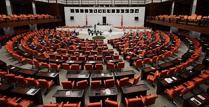 Meclis'in gündemi yargı ve güvenlik paketi