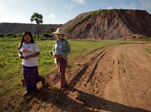 Myanmar'ın nüfus 9.5 milyon azaldı
