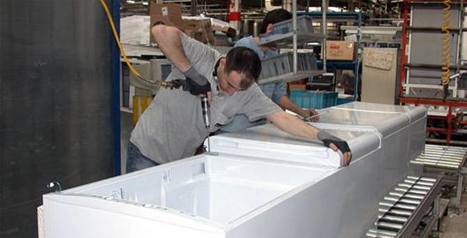 Beyaz eşyada ihracat arttı iç pazarda daralma var