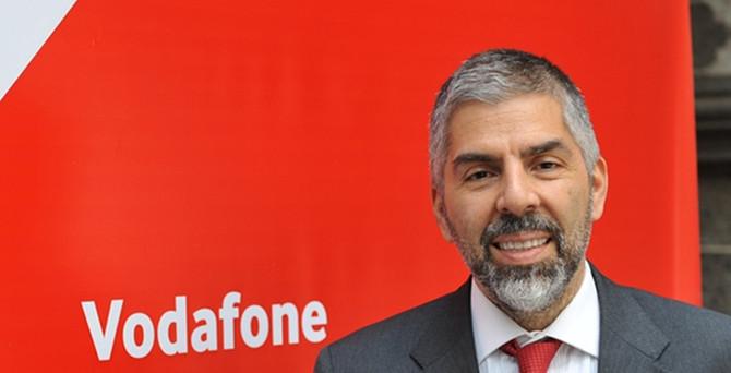 Vodafone  iki yılda 2 milyar lira  yatırım yapacak