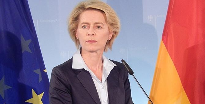 Almanya'dan IKBY'ye yardım kararı