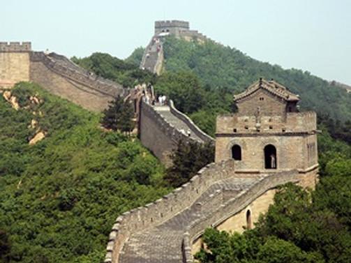 Çin Seddi'nin korunması için fon oluşturuldu