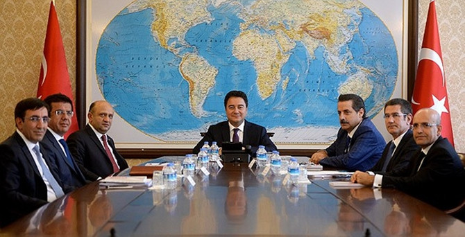 62. Hükümet'in ilk EKK toplantısı yapıldı